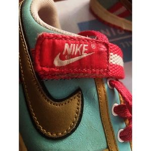Other - Nike Dunks w/strap